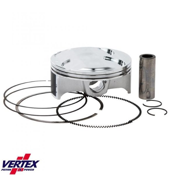 Kit Pistão Kxf 450 09/12 Comp. 13.2 Vertex