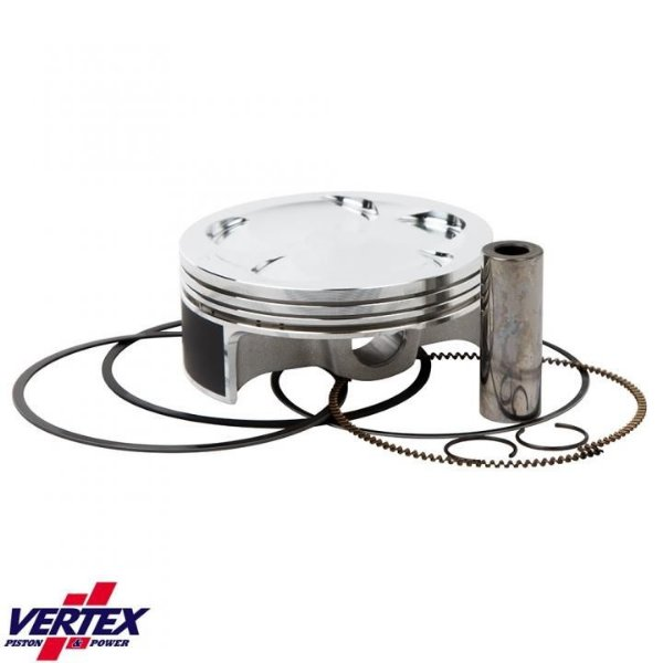Kit Pistão Yzf 450 03/09 Wrf 450 03/ 15 Comp. 12.5 Vertex