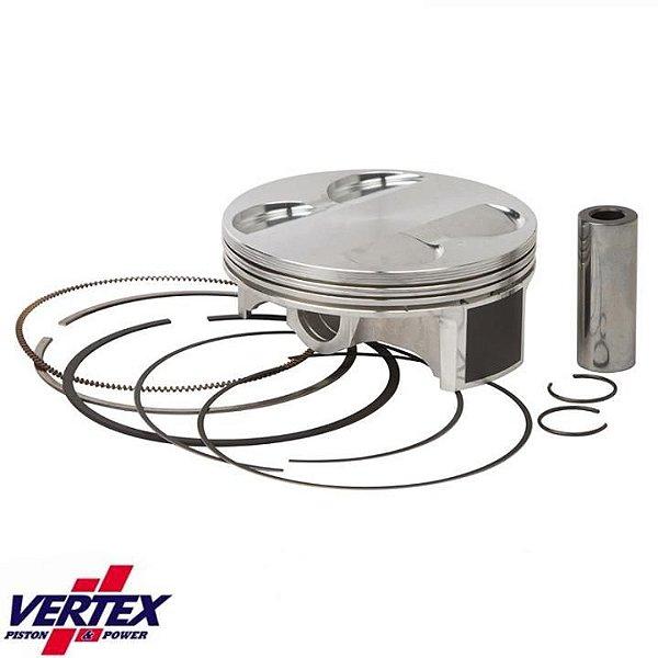 Kit Pistão Yzf 450 14/17 Comp. 12.5 Vertex