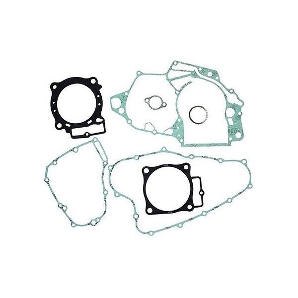 Kit Junta Athena Completo Crf450 09/15 Com Borracha