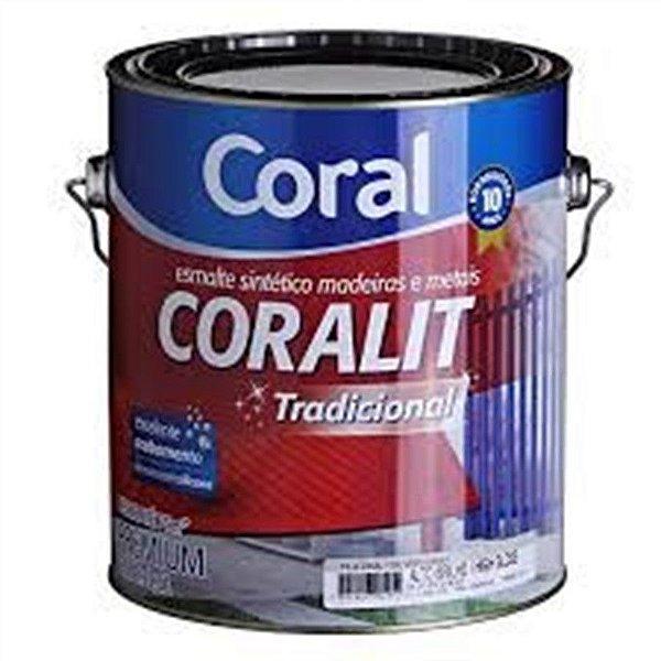 Esmalte Fosco Premium 3,6L Coralit