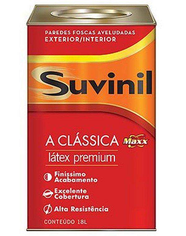 Latex Premium 18L Suvinil