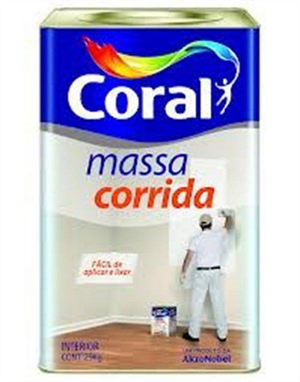 Massa Corrida 18L Coral