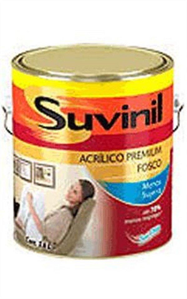 Acrílico Fosco Premium 3,6L Branco