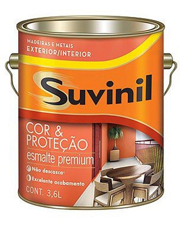 Esmalte Br Premium 0,9L Suvinil