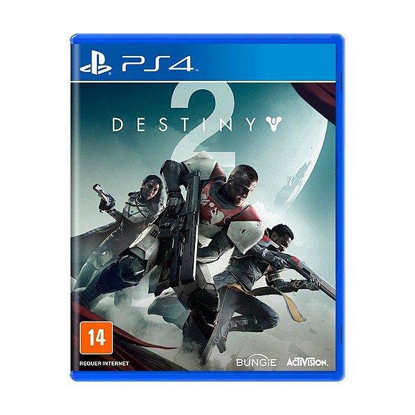 Jogo Game Destiny 2 PS4