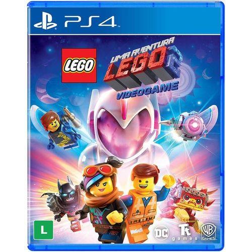 Jogo para PS4 / Lego uma aventura 2