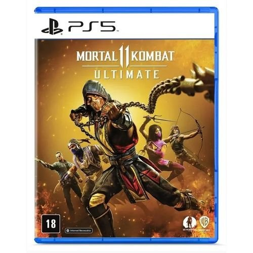 Jogo para PS5 / Mortal Kombat 11 ultimate