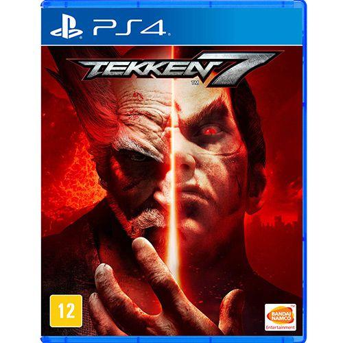 Jogo para PS4 / Tekken 7