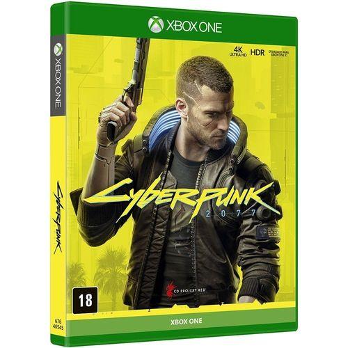 Jogo para Xbox one / CyberPunk 2077