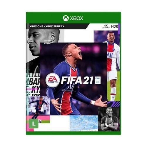 Jogo para Xbox one / Fifa 21