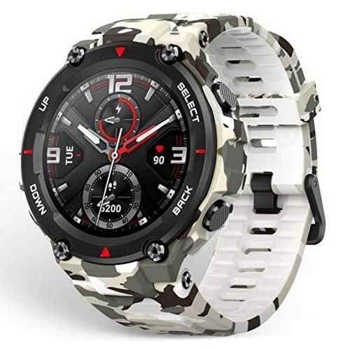 Relógio Smartwatch Amazfit T-Rex Camuflado A1919