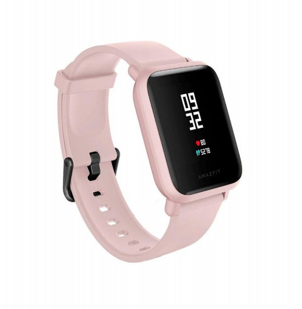 Relógio Smartwatch Amazfit Bip S Rosa A1821
