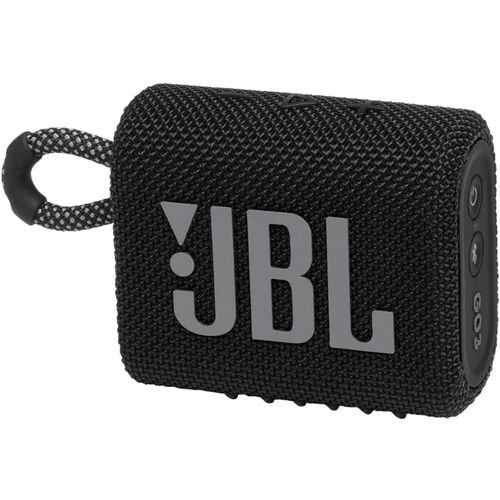 Caixa de Som Bluetooth JBL GO 3 Preta