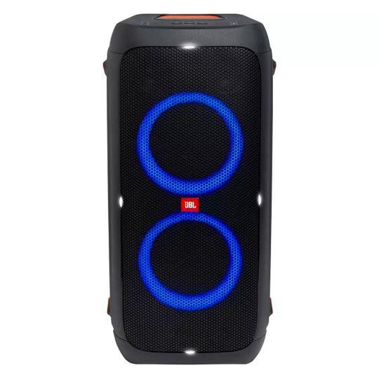 Caixa de Som JBL Partybox 310 Bluetooth Preto Portátil
