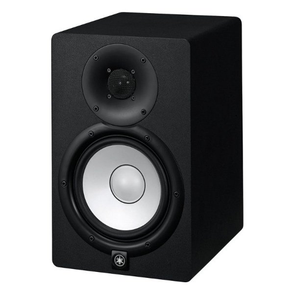 Caixa Monitor Studio Profissional Yamaha Hs7 6,5 95w Preto