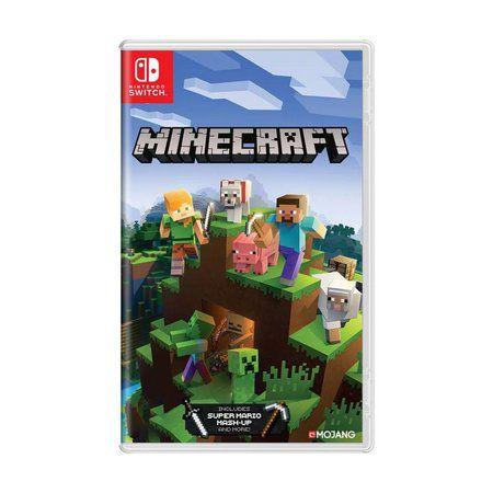 Jogo Video Game Minecraft Nintendo Switch