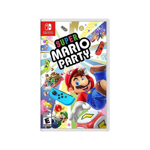 Jogo Super Mario Party Nintendo Switch
