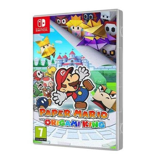 Jogo Paper Mario The Origame King Nintendo Switch
