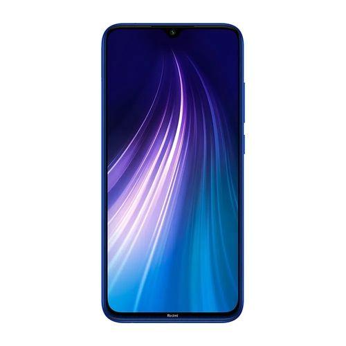 Smartphone Xiaomi Redmi Note 8 4GB RAM 64GB ROM Blue