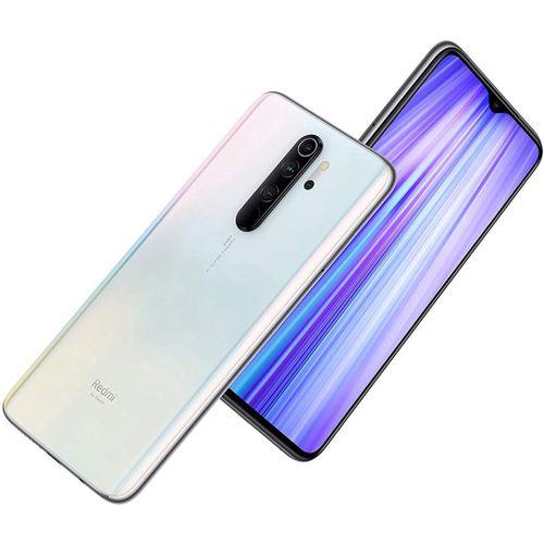 Smartphone Xiaomi Redmi Note 8 Pro 6GB RAM 128GB ROM White