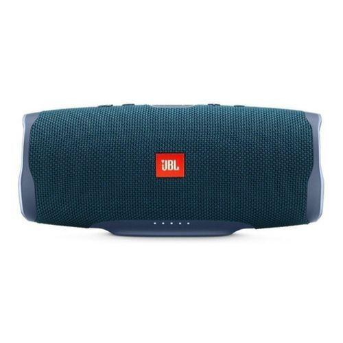 Caixa de Som Portátil JBL Charge 4 Bluetooth Azul Escuro