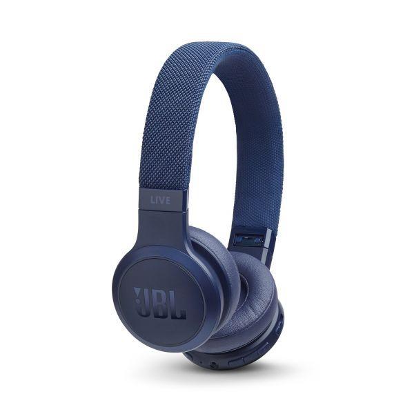 Fone de Ouvido Bluetooth JBL Live 400bt Azul