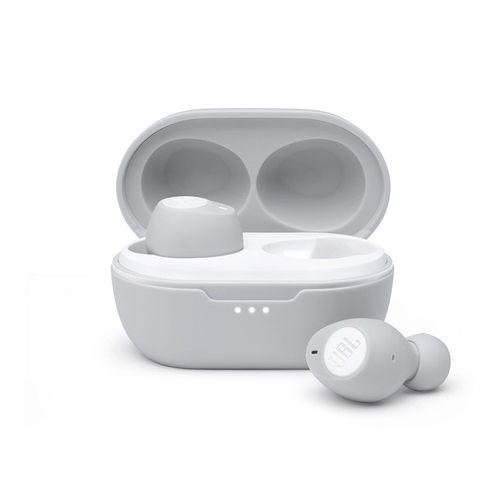 Fone de Ouvido Bluetooth JBL Sem Fio Tune 115 TWS Branco