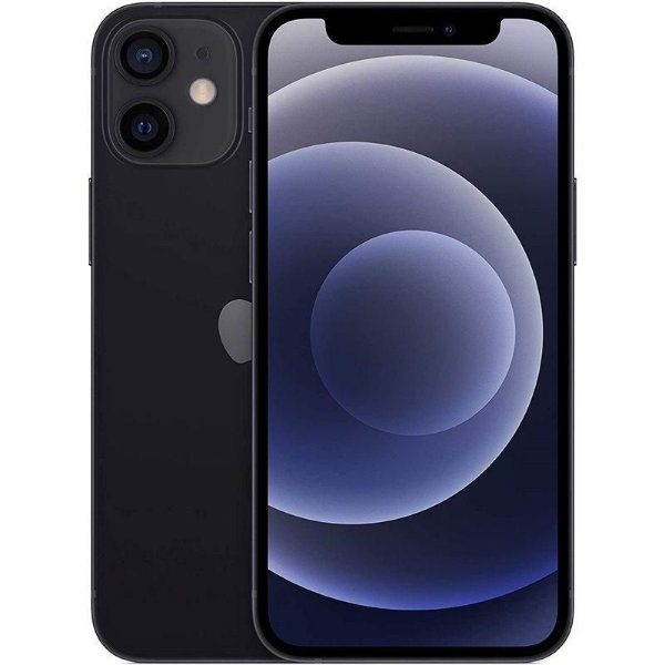 iPhone 12 Apple 64GB Preto