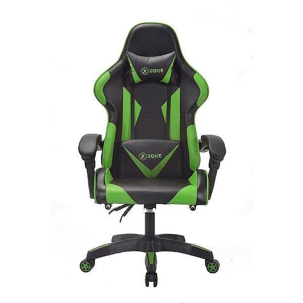 Cadeira Gamer XZone CGR-01 Green