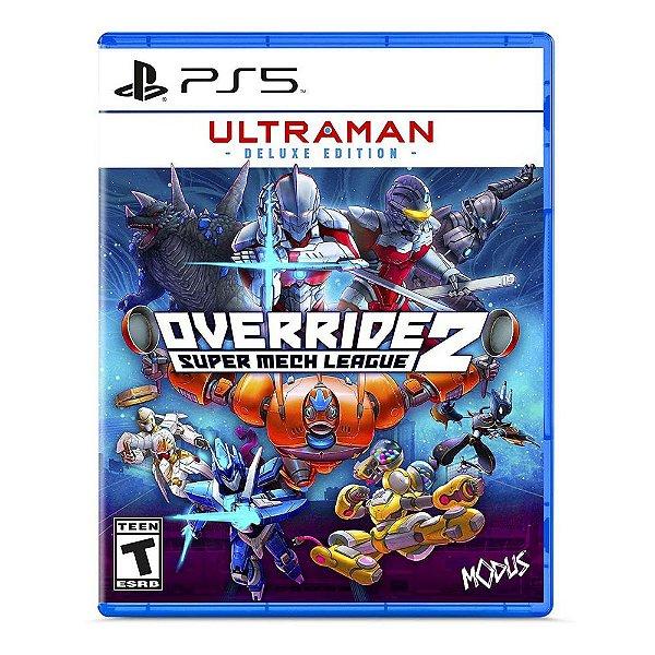 Jogo Videogame Override 2 PS5
