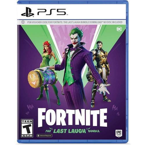 Jogo Fortnite The Last Laugh PS5