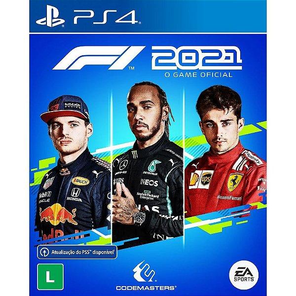 Jogo Formula 1 2021 PS4