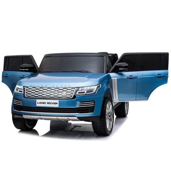 Carrinho Elétrico Land Rover 12v Azul