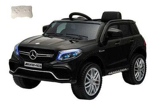 Carrinho Elétrico Infantil 12V Preto Mercedes Benz AMG - brink+