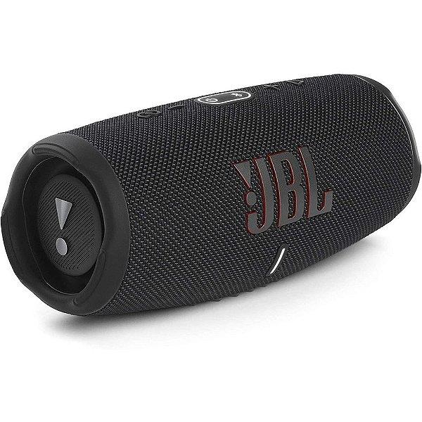 Caixa De Som Bluetooth  JBL Charge 5 Black
