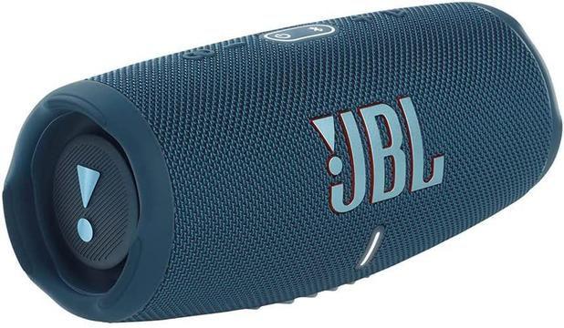 Caixa De Som Bluetooth JBL Charge 5 Azul