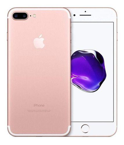 Smartphone iPhone 7 Plus de 128GB Rose Apple