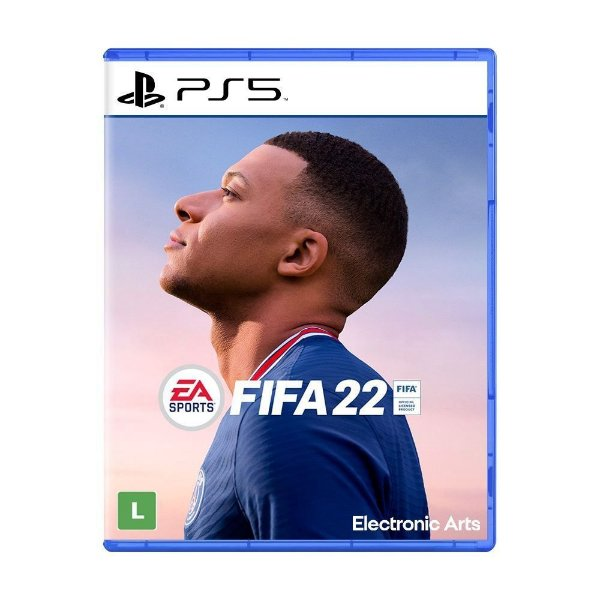 Jogo Fifa 22 - Ps5 ( Pré - Venda )