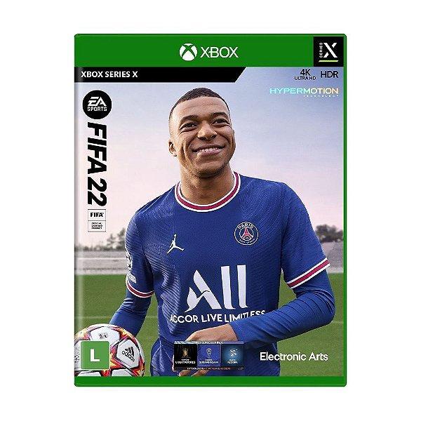 Jogo Fifa 22 - Xbox Series X ( Pré - Venda )