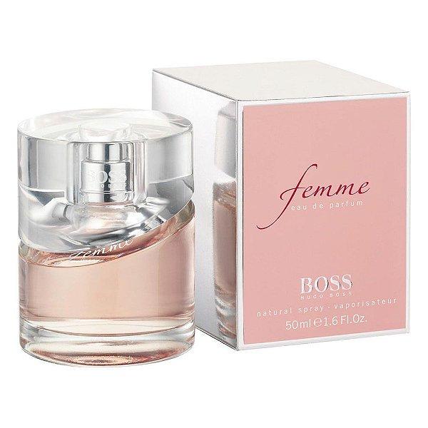Perfume Hugo Boss Bottled Femme 75ml