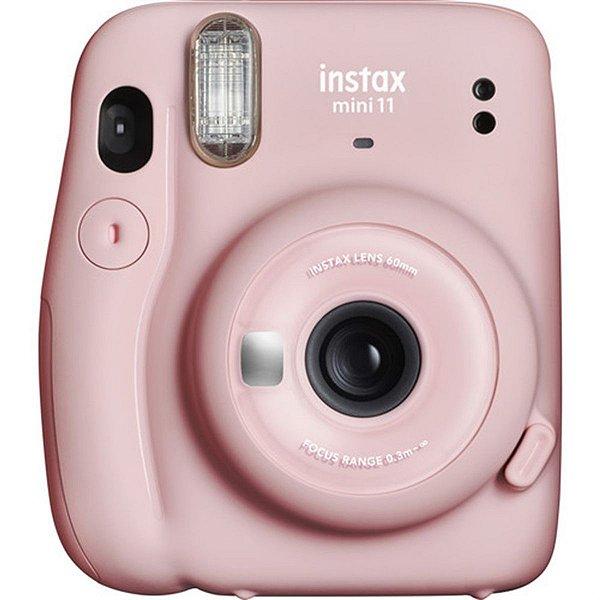Câmera Instantânea Fujifilm Instax Mini 11 Rosa (Pink)