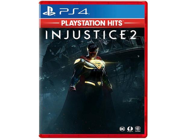 Jogo PS4 - Injustice 2