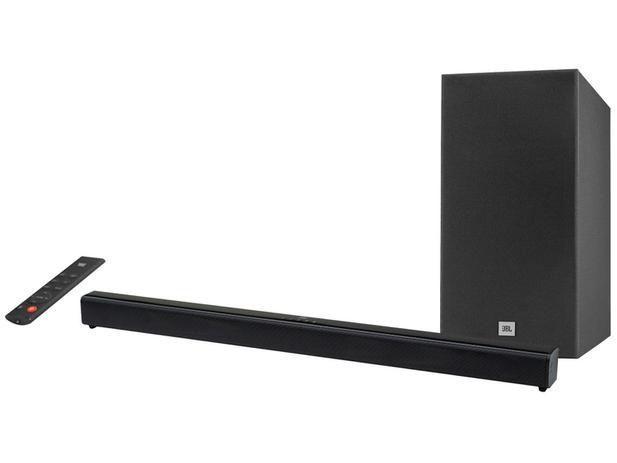 Soundbar Jbl SB160 Com Subwoofer 2.1 Bluetooth 220w Cinema