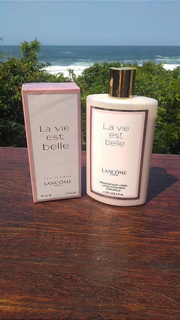 Kit Perfume e Hidratante La Vie Est Belle