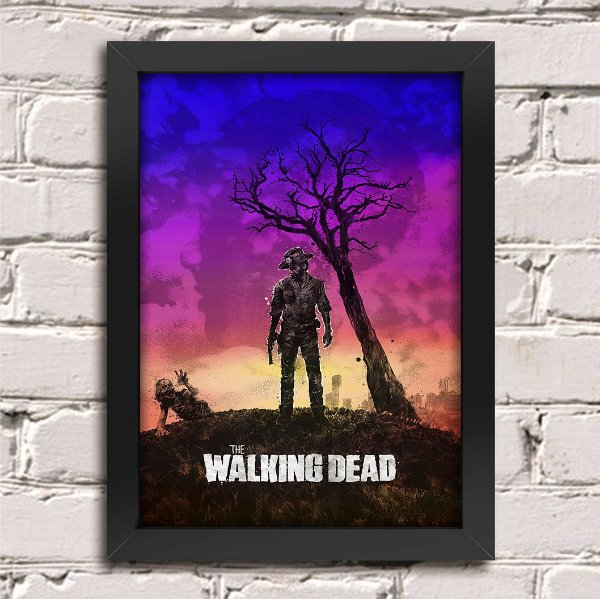 Poster The Walking Dead (Mod.1)