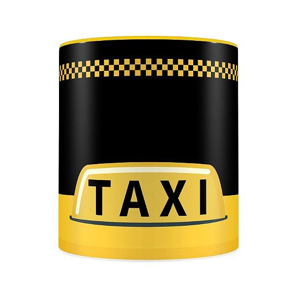 Caneca Personalizada Profissão Taxista