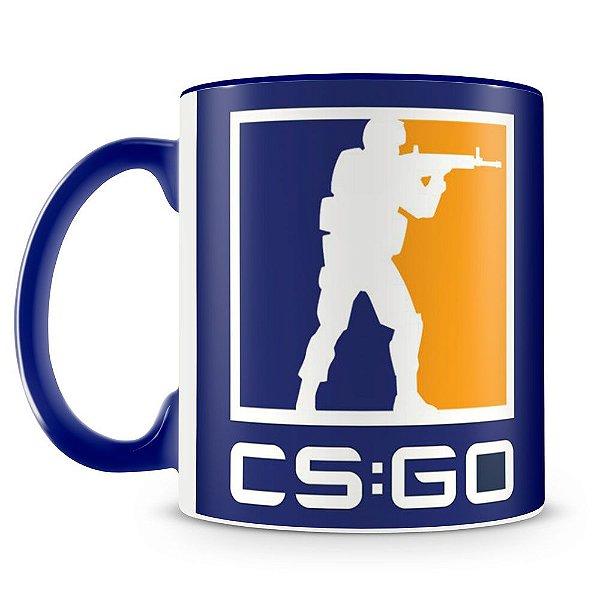 Caneca Personalizada Counter Strike
