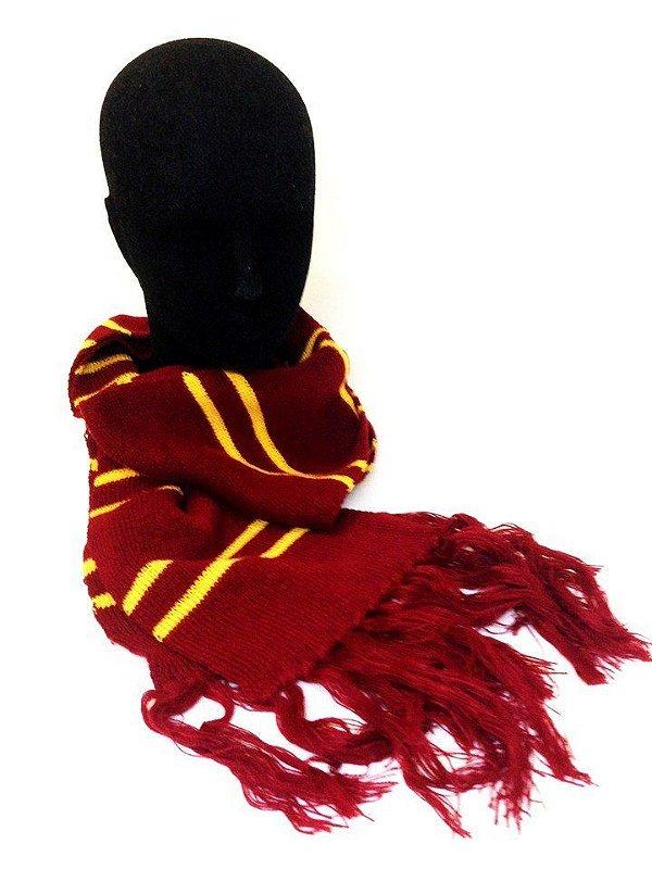 Cachecol Harry Potter Grifinoria (Nacional)