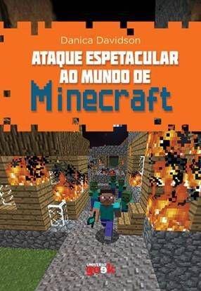 Ataque Espetacular ao Mundo de Minecraft